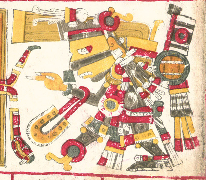 Dama X—How Do You Say Tezcatlipoca?